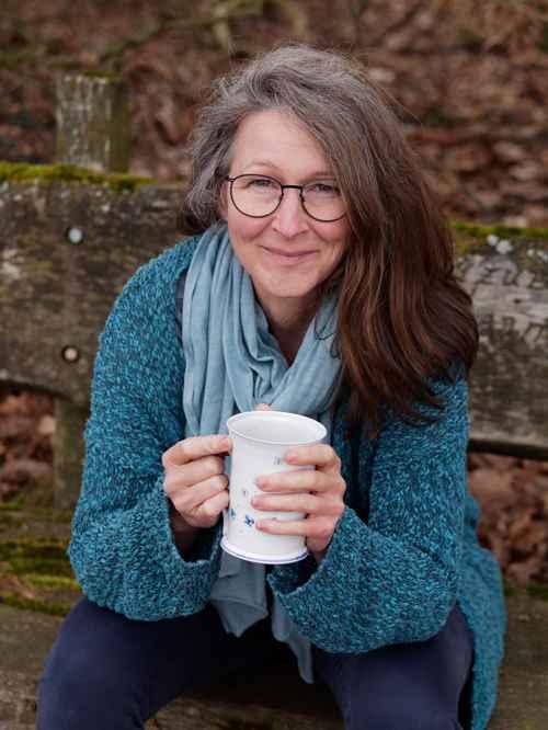 Xenia Pompe - Autorin und Gestalterin von Treffpunkt Ennagramm