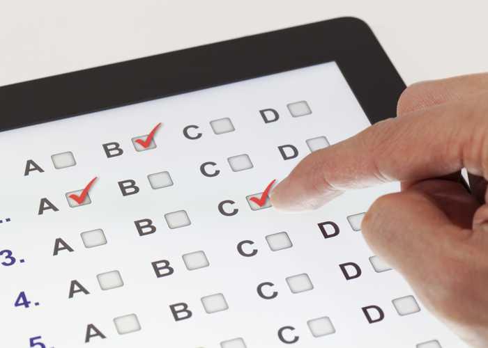 Der Enneagramm Onlinetest als Möglichkeit den Enneagrammtyp herauszufinden.