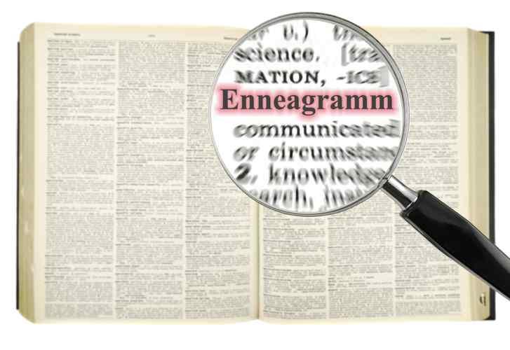 Im Enneagramm Lexikon sind Fachbegriffe aus der Enneagramm Arbeit erklärt