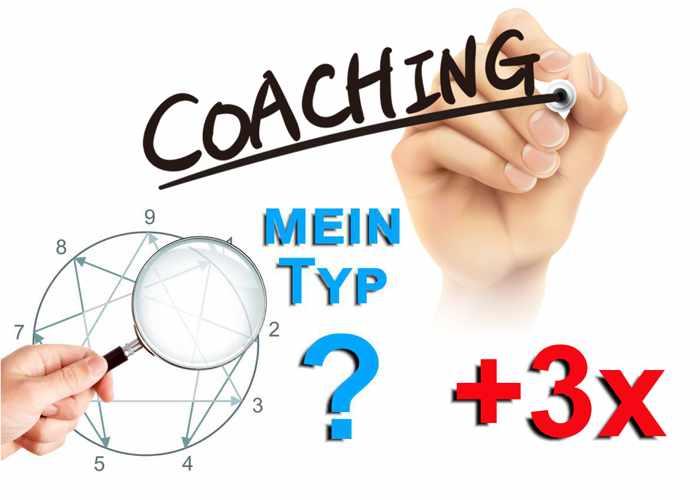 Typfindung Plus - Typfindung und 3x Coaching