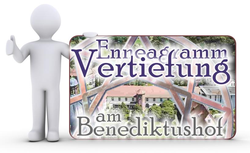 Persönlichkeit als Sprungbrett spiritueller Entwicklung - Enneagramm Vertiefung am Benediktushof - 2022